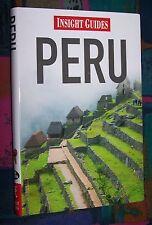 PERU - Cusco Machu Picchu Lima Cordillera Blanca ... # 2012 Insight Guides APA