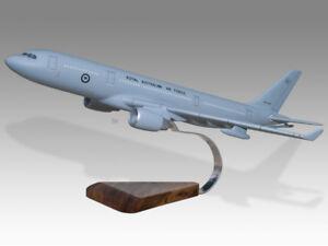 Responsible Airbus A330-200 Tunis Air Solid Kiln Dried Mahogany Wood Handmade Desktop Model Collectables