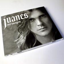 Juanes Mi Sangre First Limited CD DVD 3bonus Track Japan