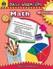 Daily Warm-Ups: Math: Grade 1 by Heath Roddy (Paperback / softback, 2006)