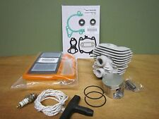 Stihl Ts420 Rebuild Kit With Cylinder Piston Air Filter Gaskets Rope Belt