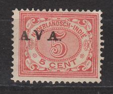 Nederlands Indie Netherlands Indies Indonesie 68fb MLH CANCEL JAVA VERSCHOVEN