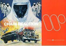 Kettenreaktion Sales Folder Chain Reaction Steve Bisley, Arna-Maria Winchester