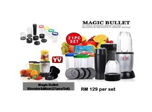 Magic-Bullet-Blender-amp-Mixer