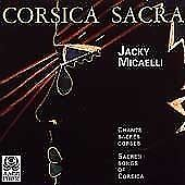 Micaelli, Jacky : Corsica Sacra CD Value Guaranteed from eBay's biggest seller!