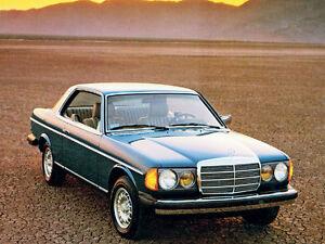 Mercedes Benz INTERIOR Carpet set w123 RHD COUPE 280CE, 300CD German ...