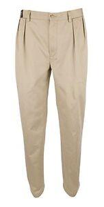 pantaloni Chino Ralph Logo 887879125702 plissettati Polo beige Classic 30l Fit Lauren 33w CYtdwxq