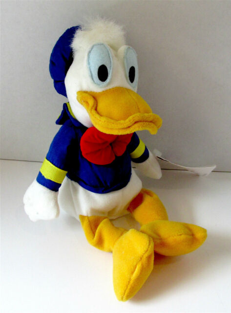 Cool Disney Donald Duck Plush Mini Bean Bag 10 Long With Tag Squirreltailoven Fun Painted Chair Ideas Images Squirreltailovenorg