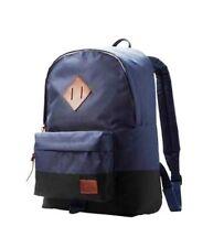 Asics Basics Onitsuka Tiger Blue Black Sports Backpack Rucksack Bag 113933-8048