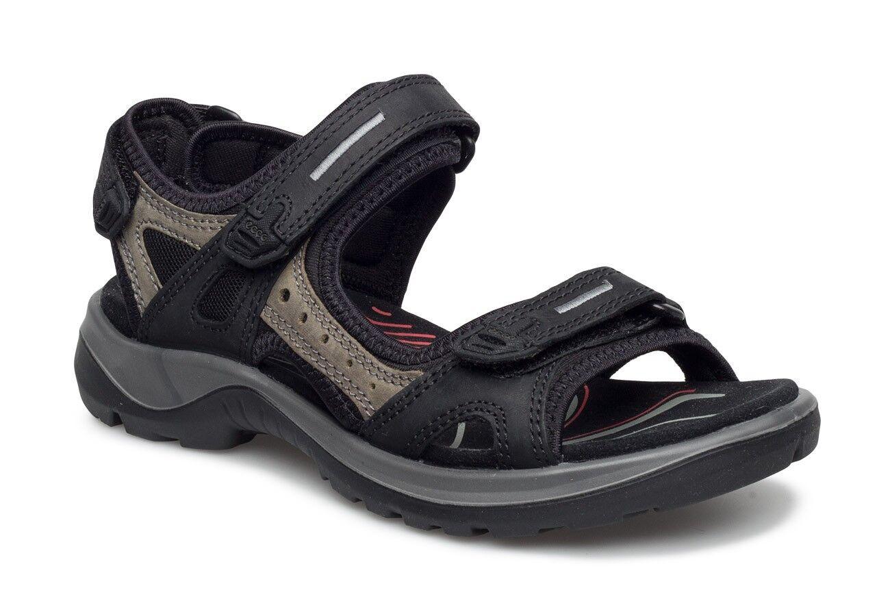 Ecco Damen Sandalee Outdoor-Sandalee OFFROAD schwarz