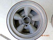 Vintage Mag Fenton Torque Thrust Style Wheel Rim 14x6 Chrysler 4 12 Ford Ratrod Fits 1974 Challenger