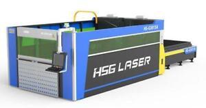 Table de découpe / Découpeuse Laser Fibre HSG, 5 x 10, 2kw, Stock Lévis, SPÉCIAL DÉMO Canada Preview