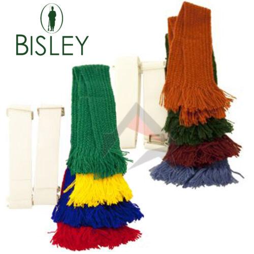 Bisley Jarretière Sets X 4-Bright ou moroses couleurs chasse Shooting Breeks Chaussettes