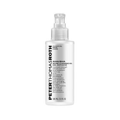 Acne & Blemish Treatments Health & Beauty Peter Thomas Roth Aha/bha Acne Clearing Gel 3.4 Oz