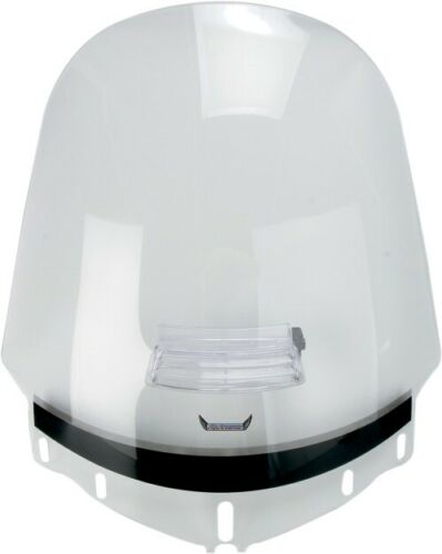 Slipstreamer Replacement Windshield Tulsa Touring with Vents Clear T167V-C
