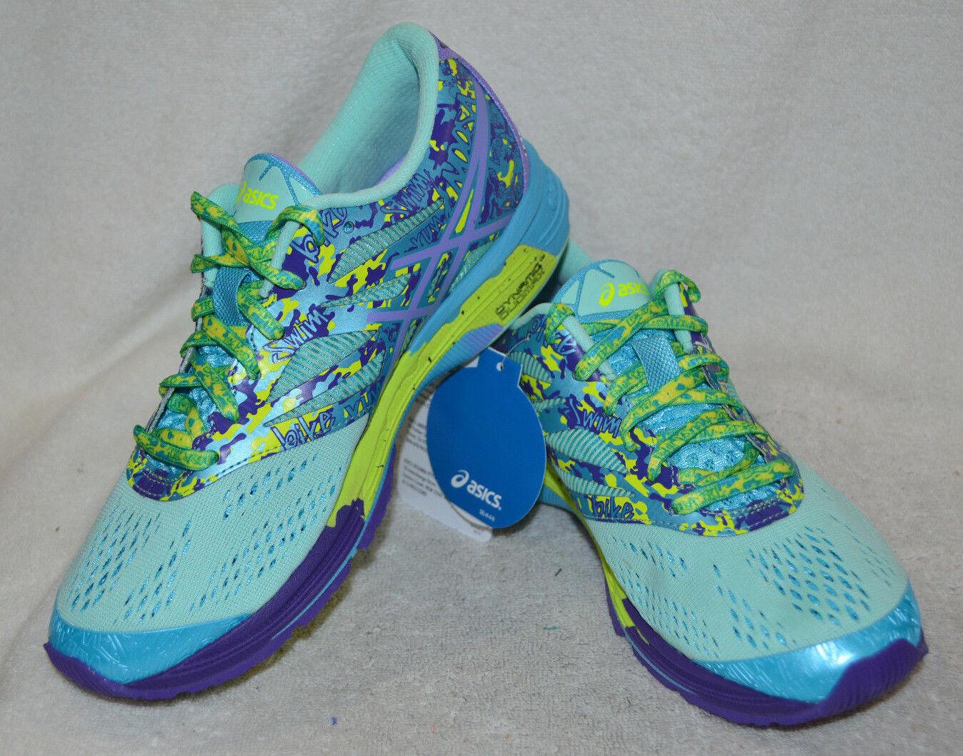 ASICS GEL-Noosa Tri 10 Mint/Lavender/Turq Femme Running Chaussures -