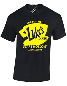 LUKE-039-S-DINER-MENS-T-SHIRT-FUNNY-GILMORE-GIRLS-COMEDY-TV-SHOW-DESIGN-S-5XL