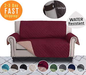 Stupendous Details About Sofa Protector 1 2 3 Seater Slipcovers Recliner Arm Chair Cover Reversible Bralicious Painted Fabric Chair Ideas Braliciousco
