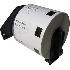 (1) Roll DK-1209 Brother Compatible Labels. Premium Permanent Core. DK1209