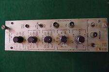 Linear Amplifier NA-16 Hamner Unit Rack Case Physics Electronics Lab Apparatus