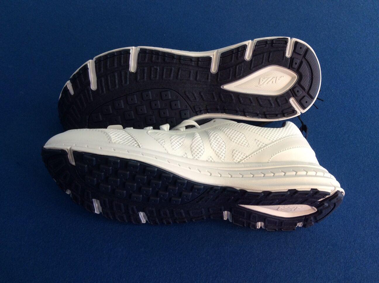 avia solution hommes dirige les chaussures confort d'athlétisme, semelle matelassée du confort chaussures mailles, 92a046