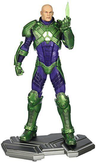 SUPERMAN - Lex Luthor 10  DC Icons Statue (DC Comics)  NEW