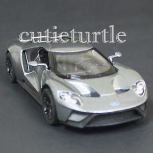 Image Is Loading Kinsmart  Ford Gt   Cast Toy