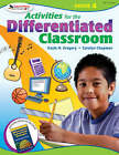 Activities for the Differentiated Classroom: Grade Four by Carolyn M. Chapman, Gayle H. Gregory (Paperback, 2008)