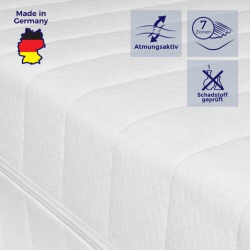 Mister Sandman orthopädische 7 Zonen Matratze 120x200 Matratze H2