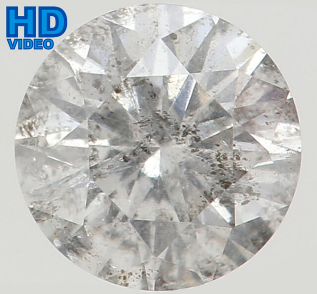 E FLAWLESS FULL WHITE CLEAN NATURAL DIAMOND ROUND AMAZING SPARKLING SHINY FACETS