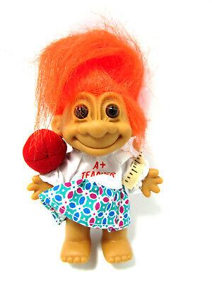 "ZORENZO DOOMSLAYERS TROLL 5/"" Russ Troll Doll NEW w//TAG IN ORIGINAL WRAPPER"