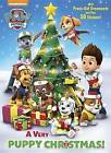 A Very Puppy Christmas! (Paw Patrol) by Golden Books (Paperback / softback, 2016)