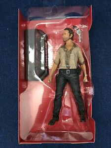 Rick Grimes The Walking Dead Color Tops 7 Inch Collectible Figure #1