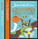 Grandpa's Great Escape by David Walliams (CD-Audio, 2015)