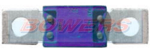 12V 24V 32V VOLT 400A AMP PUPRLE VIOLET MEGA FUSE CAR VAN MARINE TRUCK COACH BUS