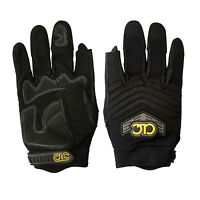 Clc Pit Crew 230bl Black Large Pit Power Crew Work Gloves on Sale