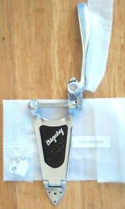 Bigsby-B6CBVF-Chrome-Tremolo-Vibrato-Tailpiece-0069618000-Made-In-USA-Brand-New