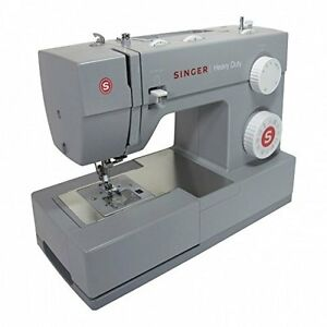 Image is loading Singer-Heavy-Duty-4432-Electric-Sewing-Machine-4432-