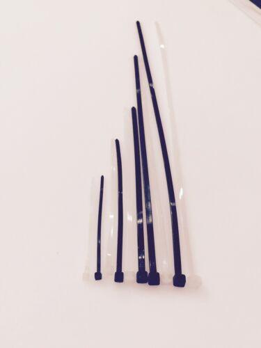 200 mm 300 mm 370 mm Nylon Zip Wrap Ties 100 Attaches De Câbles Blanc Noir 100 mm 140 mm