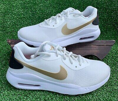 Nike Women's Air Max Oketo Gold White