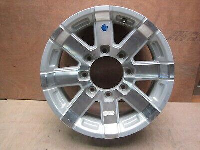 15 White Mod Trailer Wheel 6 Lug 6x5.5 Bolt Circle