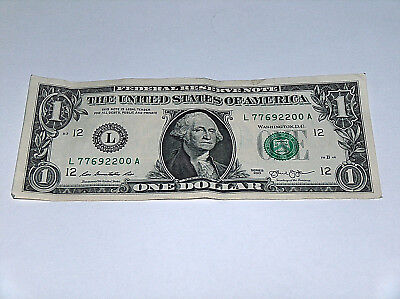 Coins & Paper Money 69 77692200 Fancy Money Serial Unequal In Performance Just 2013 Dollar Bill Us Bank Note 3 Pairs 0 2 7