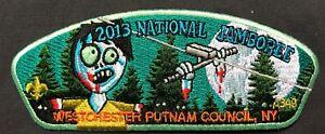 BSA-WESTCHESTER-PUTNAM-COUNCIL-KTEMAQUE-OA-15-2013-JAMBOREE-ZOMBIE-CSP-JSP-COOL