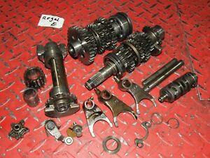 Getriebe gear box gears Honda XL 500 R PD02