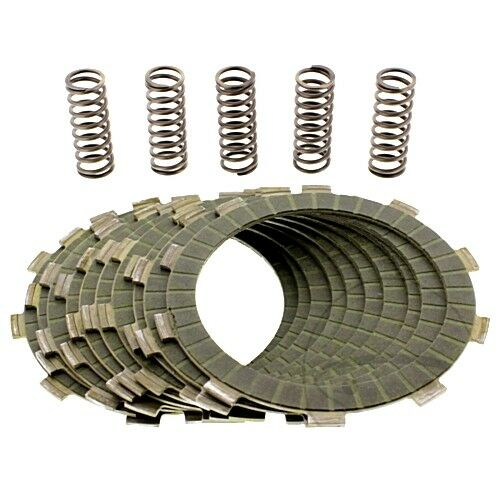 EBC Aramid Clutch Plate Set Fibres And Springs Src071 For Suzuki GSX R 750 2000