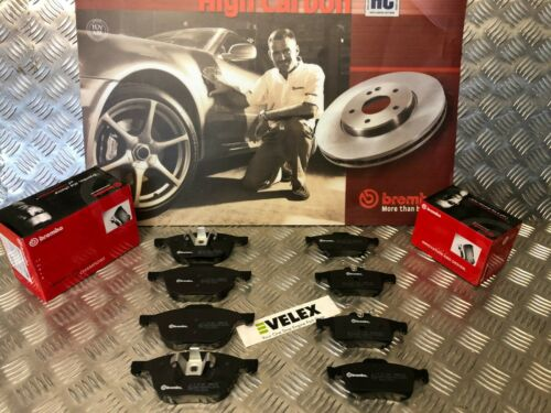 BREMBO FRONT /& REAR BRAKE PADS FITS FORD FOCUS 2.0 2.5 ST MK2//3 2006-2018
