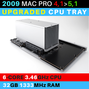 2009-Mac-Pro-4-1-gt-5-1-CPU-Tray-with-6-Core-3-46GHz-Xeon-and-32GB-RAM