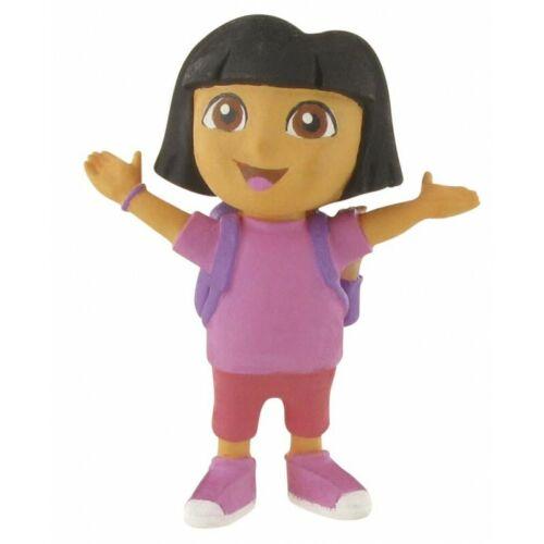 Dora l/'exploratrice figurine Dora 6,5 cm Comansi Dora the Explorer figure 99202