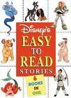 Disney's Easy to Read Stories by Disney Book Group Staff and Mouse Works Staff (1999, Hardcover)