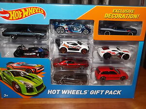 HOT WHEELS GIFT PACK W  EXCLUSIVE DECORATION CHALLENGER 9 CAR PACK NIP 2013 - Reading, Pennsylvania, United States - HOT WHEELS GIFT PACK W  EXCLUSIVE DECORATION CHALLENGER 9 CAR PACK NIP 2013 - Reading, Pennsylvania, United States